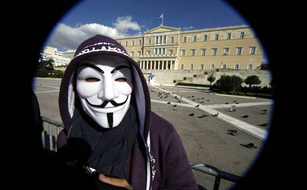 Anonymous Greece: Διαρρεύσαμε πάνω από 5.000 δεδομένα Τούρκων πιλότων